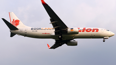 A picture of PKLOM - Boeing 7378GP - Lion Air - © Cahyadi Prabowo