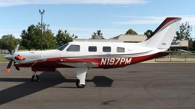 N197PM - Piper PA-46-350P Malibu Mirage/Jetprop DLX - Private