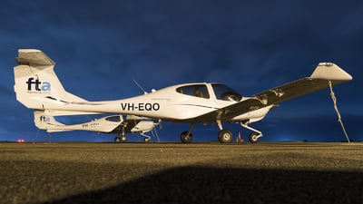 VH-EQO - Diamond DA-40 Diamond Star XLS - Flight Training Adelaide
