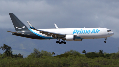 N1489A - Boeing 767-31K(ER)(BCF) - Amazon Prime Air