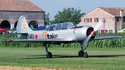 LY-AFJ - Yakovlev Yak-52 - Private
