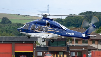 G-MCSP - Airbus Helicopters H175 - Babcock MCS Offshore