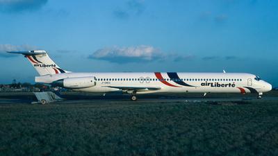 F-GHEC - McDonnell Douglas MD-83 - Air Liberté