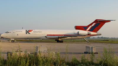 C-GXKF - Boeing 727-243(Adv)(F) - Purolator Courier (Kelowna Flightcraft)