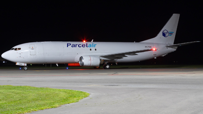 ZK-PAK - Boeing 737-476(SF) - Parcelair