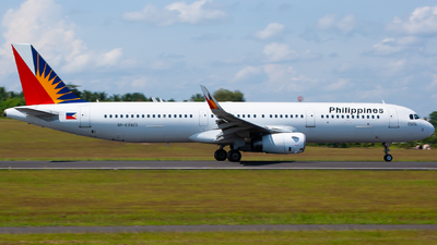 A picture of RPC9923 - Airbus A321231 - Philippine Airlines - © Gerard Belvis