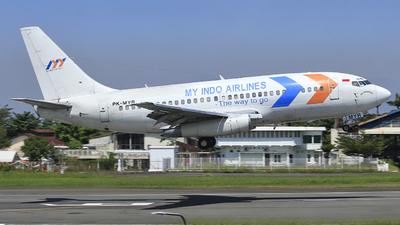 PK-MYR - Boeing 737-2K2C(Adv) - My Indo Airlines