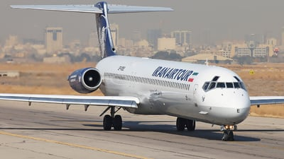 EP-MDE - McDonnell Douglas MD-82 - Iran Air Tours