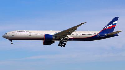 A picture of VQBIL - Boeing 7773M0(ER) - Aeroflot - © Daniel Klein