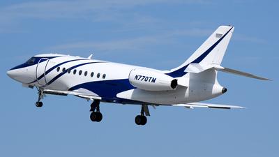N770TM - Dassault Falcon 2000 - Private