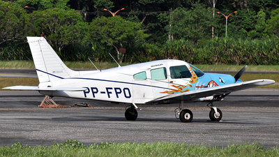 PP-FPO - Embraer EMB-712 Tupi - Private
