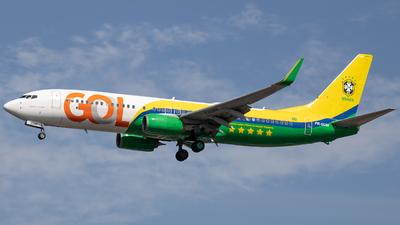 PR-GUM - Boeing 737-8EH - GOL Linhas Aéreas