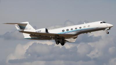 N780F - Gulfstream G550 - Private