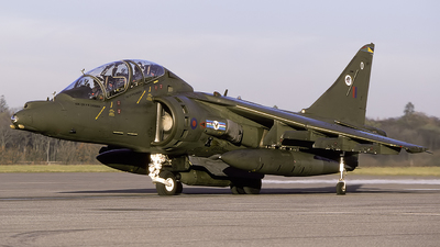 ZH659 - British Aerospace Harrier T.10 - United Kingdom - Royal Air Force (RAF)