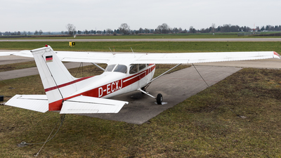 D-ECXJ - Reims-Cessna F172M Skyhawk - Private