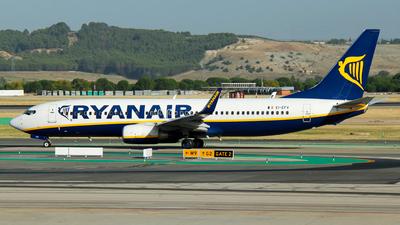 EI-EFV - Boeing 737-8AS - Ryanair