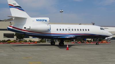 N990PM - Dassault Falcon 900EX - Private