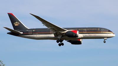 JY-BAE - Boeing 787-8 Dreamliner - Royal Jordanian