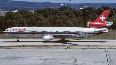 HB-IWM - McDonnell Douglas MD-11 - Swissair
