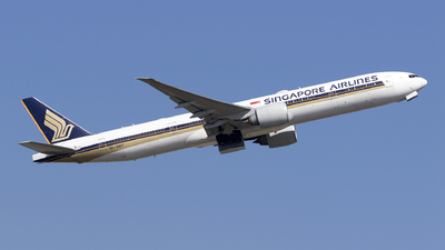 A picture of 9VSWT - Boeing 777312(ER) - Singapore Airlines - © Dan Smith