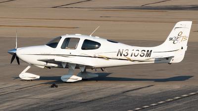 N310SM - Cirrus SR22 G2 GTS - Private