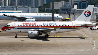 B-6167 - Airbus A319-115 - China Eastern Airlines