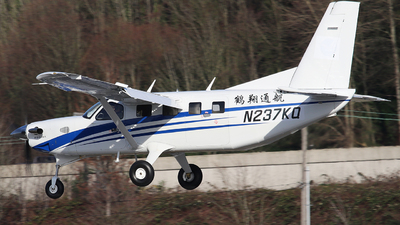 A picture of N237KQ - Quest Kodiak 100 - [1000237] - © Weliang