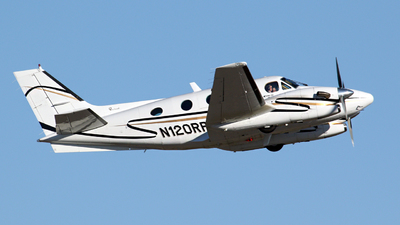 N120RP - Beechcraft C90A King Air - Private
