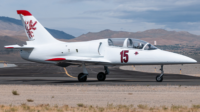 N757SF - Aero L-39 Albatros - Private