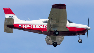 A picture of HP1580AP - Piper PA28161 Warrior III - [] - © Jussef_04