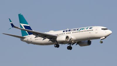 C-FPLS - Boeing 737-8CT - WestJet Airlines