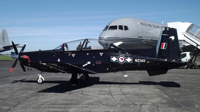 NZ1411 - Raytheon T-6C Texan II - New Zealand - Royal New Zealand Air Force (RNZAF)