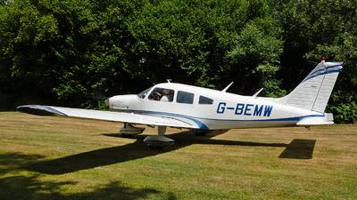 A picture of GBEMW - Piper PA28181 - [287790243] - © Brian Whitelegg