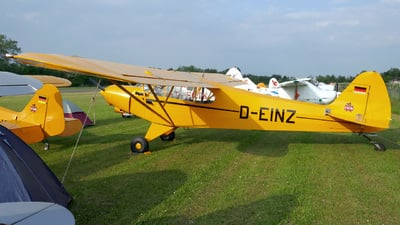 D-EINZ - Piper PA-18-150 Super Cub - Private