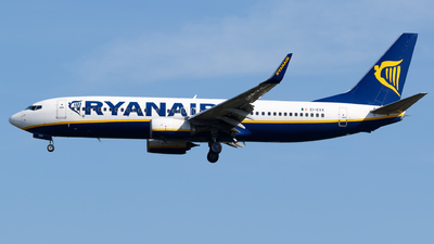 A picture of EIEVX - Boeing 7378AS - Ryanair - © Matteo Lamberts
