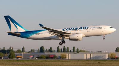 F-HBIL - Airbus A330-243 - Corsair International