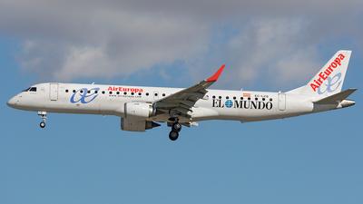 EC-LCQ - Embraer 190-200LR - Air Europa