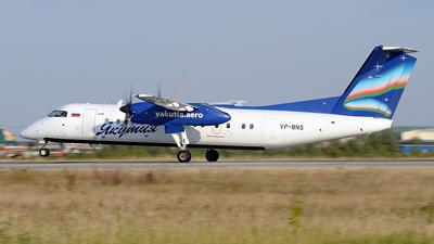 VP-BNS - Bombardier Dash 8-314 - Yakutia Airlines