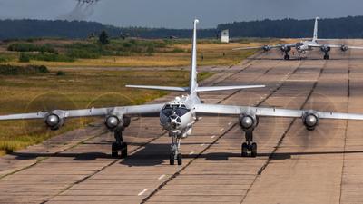 RF-34060 - Tupolev Tu-142MZ - Russia - Navy