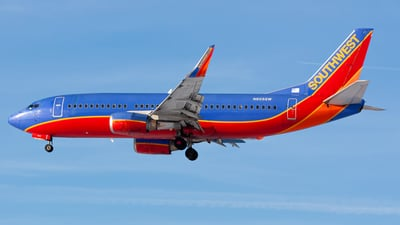 N605SW - Boeing 737-3H4 - Southwest Airlines