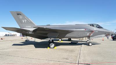 18-5360 - Lockheed Martin F-35A Lightning II - United States - US Air Force (USAF)