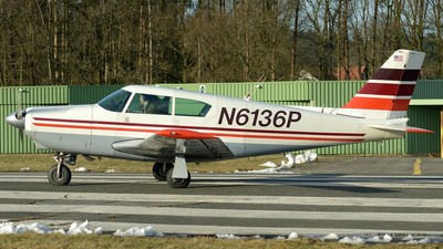 N6136P - Piper PA-24-250 Comanche - Private
