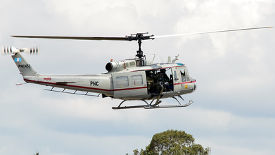 PNC453 - Bell UH-1P Iroquois - PNC Policia Nacional Civil