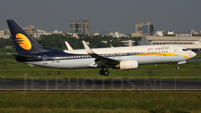 VT-JBL - Boeing 737-85R - Jet Airways Konnect
