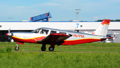 HB-PBK - Piper PA-32R-300 Cherokee Lance - 43 Air School