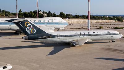SX-CBA - Boeing 727-284 - Olympic Airways