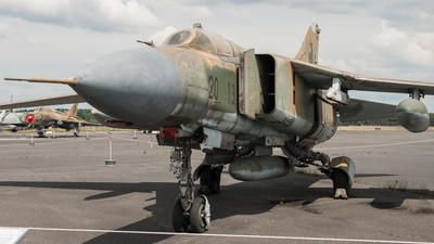 20-13 - Mikoyan-Gurevich Mig-23ML Flogger G - Germany - Air Force