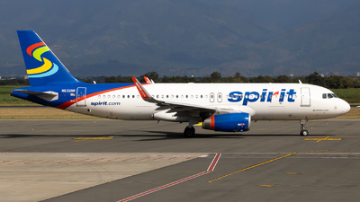 A picture of N632NK - Airbus A320232 - Spirit Airlines - © Jean Carlo Mosquera