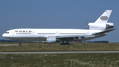 9M-MAW - McDonnell Douglas DC-10-30 - World Airways