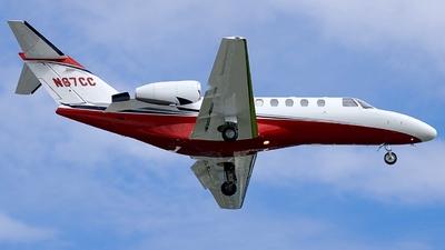 N67CC - Cessna 525A CitationJet CJ2 - Private